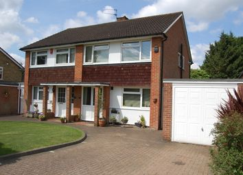 Thumbnail 3 bed semi-detached house for sale in Torrington Drive, Potters Bar