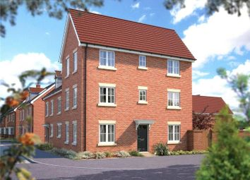 Thumbnail 3 bed semi-detached house for sale in Saxons Plain, Off Fulbeck Avenue, Worthing