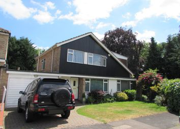 Thumbnail 4 bed detached house to rent in Kelvin Crescent, Harrow