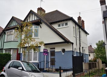Thumbnail 3 bed flat for sale in Leigham Court Drive, Leigh-On-Sea