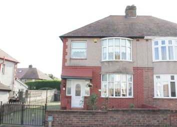 Thumbnail 3 bed semi-detached house for sale in Queens Avenue, Flint