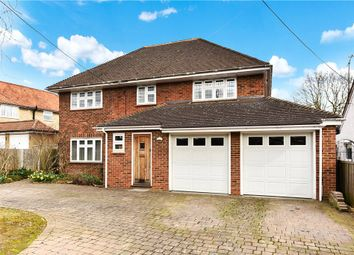 Thumbnail 4 bed detached house for sale in Wexham Street, Wexham, Slough