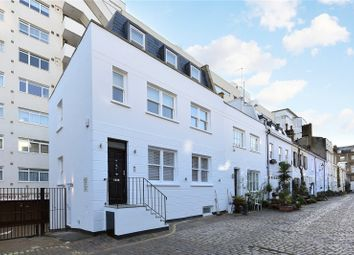 Thumbnail 4 bed mews house to rent in Radnor Mews, Lancaster Gate, London