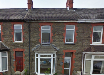 Thumbnail 3 bed terraced house for sale in Acland Road, Bridgend
