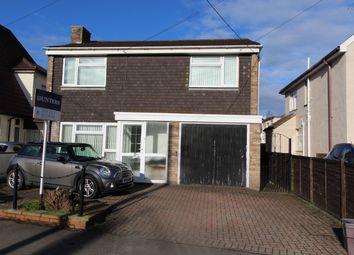 Thumbnail 3 bed detached house to rent in Ridgeway Lane, Whitchurch, Bristol
