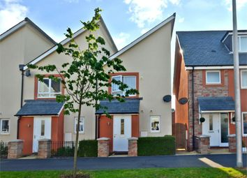 Thumbnail 2 bed end terrace house for sale in Younghayes Road, Cranbrook, Exeter, Devon