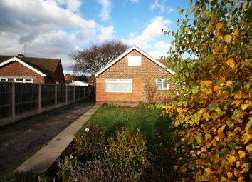 Thumbnail 4 bed semi-detached bungalow for sale in Cowdray Close, Loughborough, Leicestershire