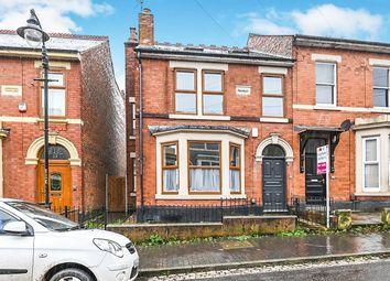 4 bed semi-detached house for sale in Mount Carmel Street, Derby DE23