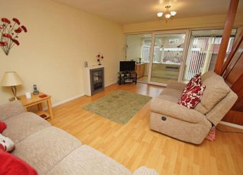 Thumbnail 3 bedroom terraced house for sale in Sutton Close, Redditch