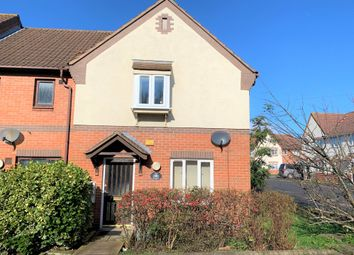 Thumbnail 3 bed end terrace house for sale in The Barrows, Weston-Super-Mare
