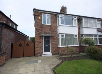 Thumbnail 3 bed semi-detached house for sale in Lawrence Road, Windle, St Helens