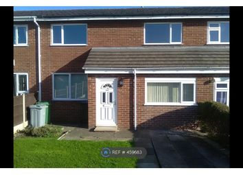 Thumbnail 3 bed terraced house to rent in Longridge, Knutsford