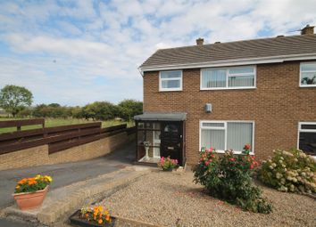 3 bed semi-detached house for sale in Quarry Farm Close, Hunwick, Crook DL15