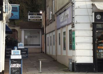 Thumbnail Commercial property to let in Victoria Parade, Torquay