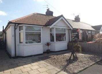 Thumbnail 2 bedroom bungalow for sale in Kendal Avenue, Blackpool, Lancashire