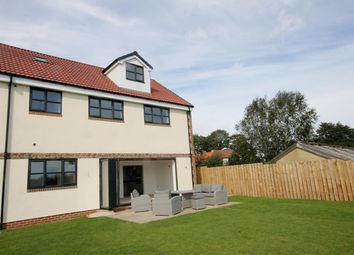 Thumbnail 4 bed property for sale in Meadowfields, Pickhill, Thirsk