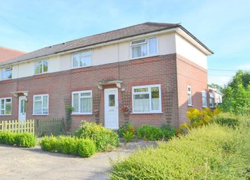 Thumbnail 3 bed semi-detached house for sale in Bury Road, Wickhambrook, Newmarket