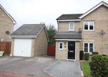 Thumbnail 3 bed semi-detached house for sale in Finsbury Close, Dinnington