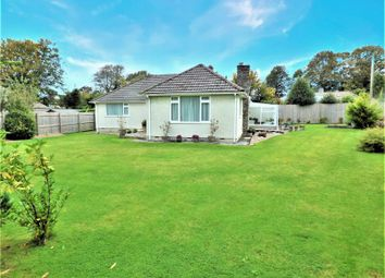 Thumbnail 2 bed bungalow for sale in The Glade, Crapstone, Yelverton