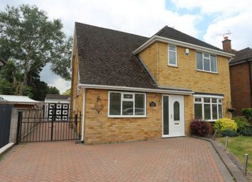 Thumbnail 3 bed detached house for sale in Sutherland Crescent, Blythe Bridge