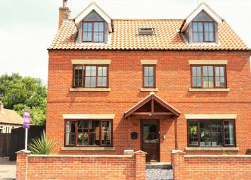 Thumbnail 6 bed detached house for sale in Newcastle Street, Tuxford