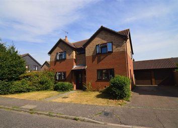 Thumbnail 4 bed detached house for sale in Hemley Road, Orsett, Essex