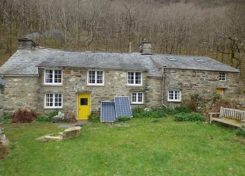 Thumbnail 3 bedroom detached house for sale in Dolorgan, Soar, Talsarnau, Gwynedd