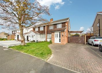 Thumbnail 3 bed semi-detached house to rent in Seacourt Road, Langley, Berkshire