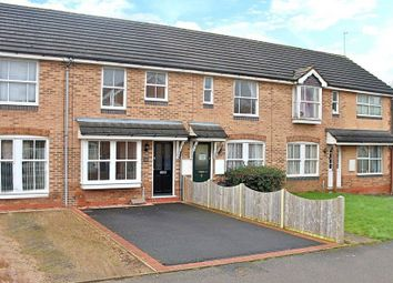 Thumbnail 2 bed terraced house to rent in Scaife Road, Aston Fields, Bromsgrove
