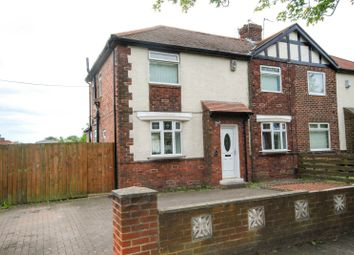 Thumbnail 3 bed semi-detached house for sale in Prudhoe Grove, Jarrow