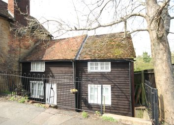Thumbnail 2 bedroom end terrace house for sale in High Street, Oxted, Surrey