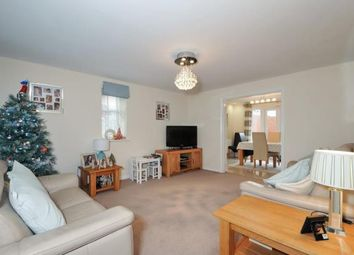 Thumbnail 4 bed detached house for sale in Hermitage, Berkshire