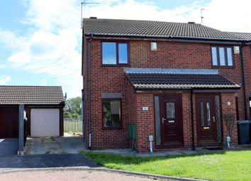 2 bed semi-detached house for sale in Lawsons Close, Hull, Yorkshire HU6