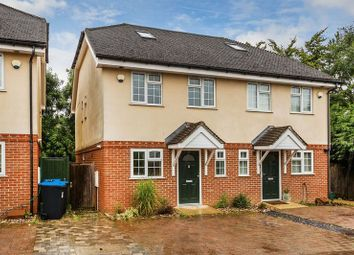Thumbnail 3 bedroom semi-detached house for sale in Hawthorne Close, Warlingham, Surrey