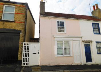 Thumbnail 2 bed end terrace house for sale in Castle Street, Ryde, Isle Of Wight.