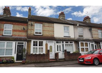 Thumbnail 2 bed terraced house for sale in York Road, Watford