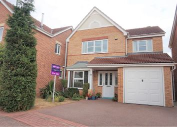 Thumbnail 4 bedroom detached house for sale in Almond Way, Bilborough