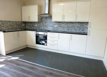 Thumbnail 2 bed flat to rent in Fitzwilliam Street, Peterborough