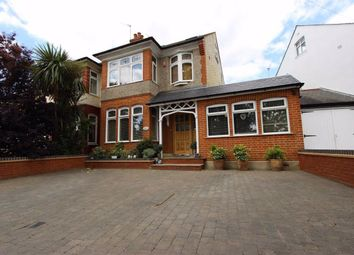 Thumbnail 4 bedroom semi-detached house for sale in Firs Lane, Winchmore Hill, London