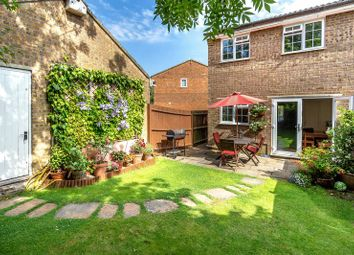 Thumbnail 3 bed terraced house for sale in Larksfield, Englefield Green, Egham