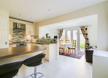 Thumbnail 4 bedroom link-detached house for sale in Abbeydore Grove, Monkston, Milton Keynes