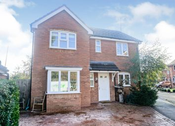 4 bed detached house for sale in Chestnut Grove, Brereton, Rugeley WS15