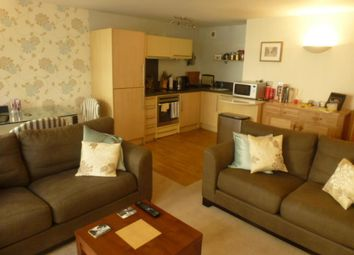 Thumbnail 2 bed flat to rent in The Arena, Standard Hill, Nottingham