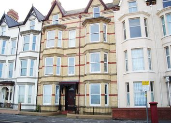 Thumbnail 2 bed flat to rent in Apartment 6, West Parade, Rhyl