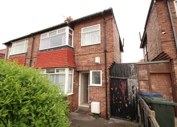 Thumbnail 3 bed semi-detached house for sale in Gowland Avenue, Fenham, Newcastle Upon Tyne
