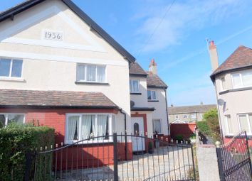 Thumbnail 3 bed semi-detached house for sale in Belvedere Place, Llandudno
