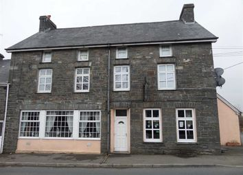Thumbnail 2 bed flat to rent in Bronant, Aberystwyth