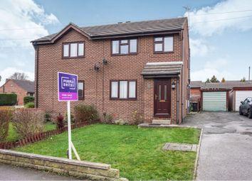 Thumbnail 3 bedroom semi-detached house for sale in Carr Green Lane, Dalton, Huddersfield