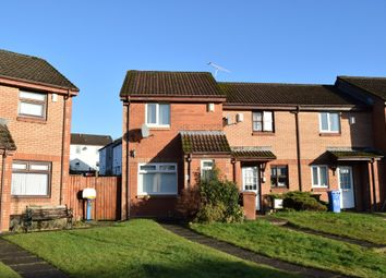 Thumbnail 2 bed end terrace house for sale in Colwood Avenue, Parkhouse, Glasgow