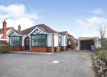 Thumbnail 3 bed bungalow for sale in Congleton Road, Sandbach, Cheshire